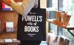 Powell's Books パウエルズブックス トートバッグ