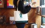 Greenlight Bookstore グリーンライト・ブックストア トートバッグ