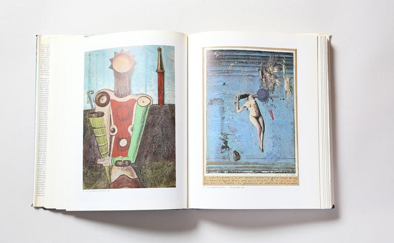 Max Ernst Collagen | マックス・エルンスト