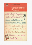Seven Hundred Penguins | ペンギンブックス Penguin Books