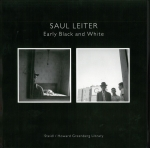 Early Black and White | Saul Leiter ソール・ライター 写真集