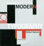 Pioneers of Modern Typography | ハーバート・スペンサー Herbert Spencer