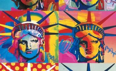 色彩感覚のダイヤルを廻せ!ピーター・マックスと60年代アメリカのサイケデリック・ポスター