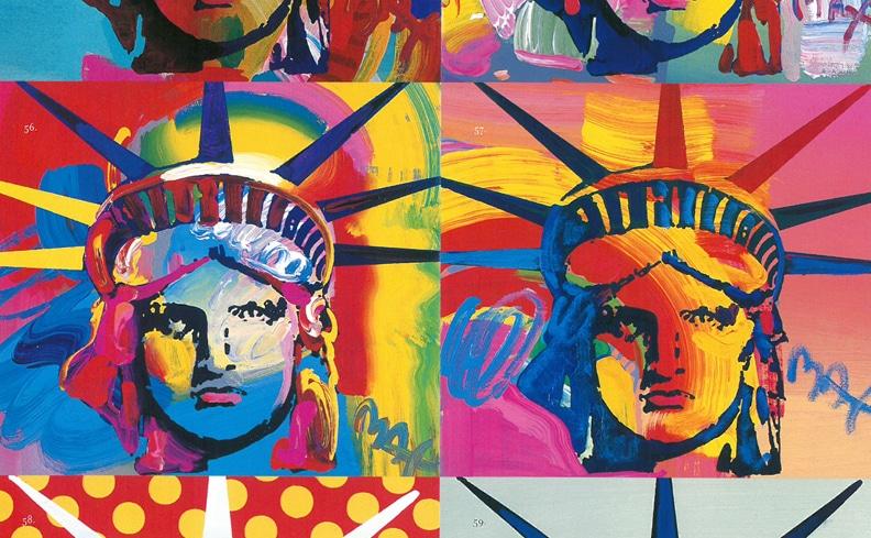 色彩感覚のダイヤルを廻せ!ピーター・マックスと60年代アメリカ