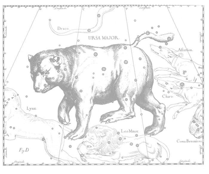 ヘベリウス星座図絵