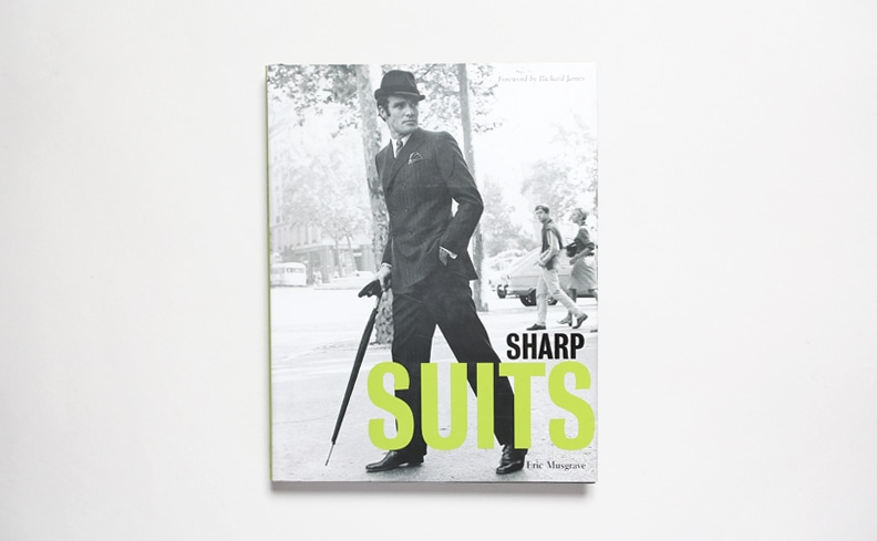 Sharp Suits | Eric Musgrave
