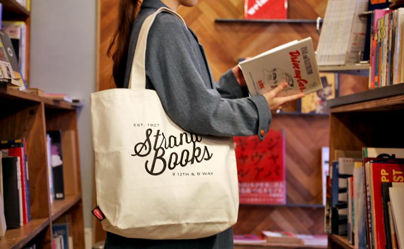 Strand Book Store ストランド・ブックストア トートバッグ