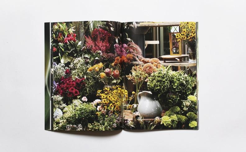 THE LITTLE SHOP OF FLOWERS  | シルバー