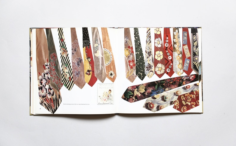 Fit to Be Tied | Vintage Ties of the Forties and Early Fifties