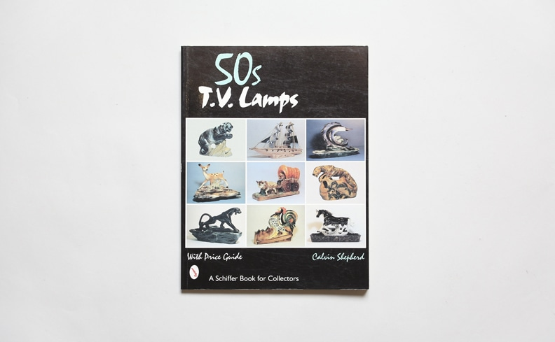 50s TV Lamps | Schiffer Book for Collectors | Calvin Shepherd