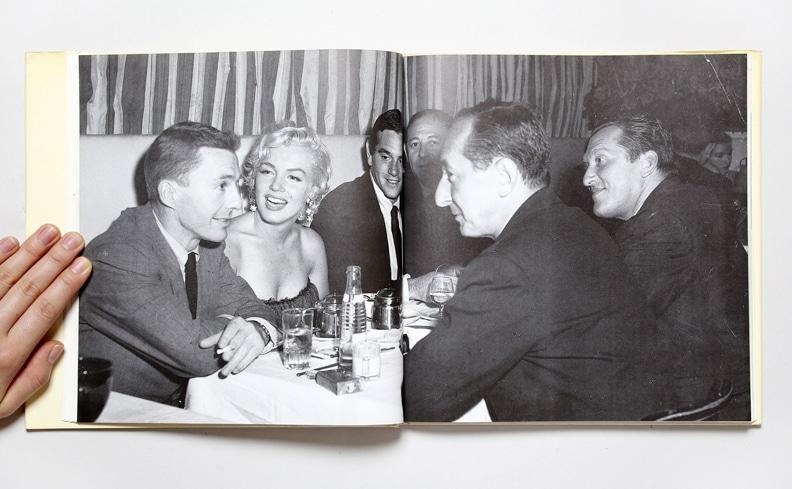 マリリンと友だち   ノーマン・ロステン、サム・ショー