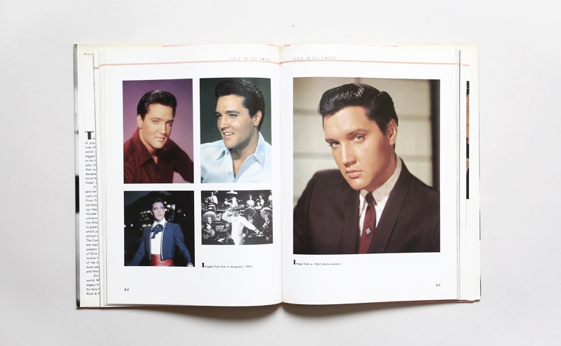 Elvis: His Life in Pictures | エルヴィス・プレスリー 写真集