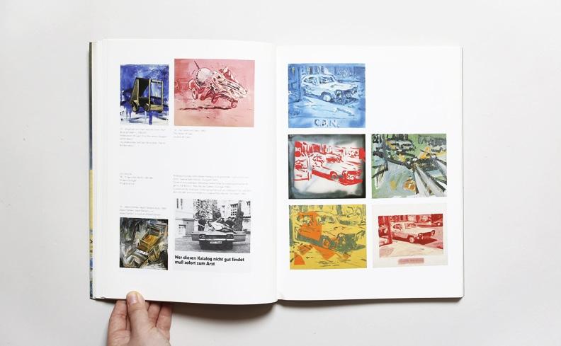 Kippenberger | Martin Kippenberger マーティン・キッペンバーガー 作品集