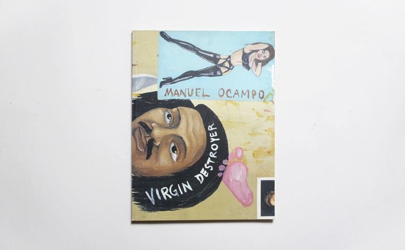 Virgin Destroyer | Manuel Ocampo マニュエル・オカンポ 作品集