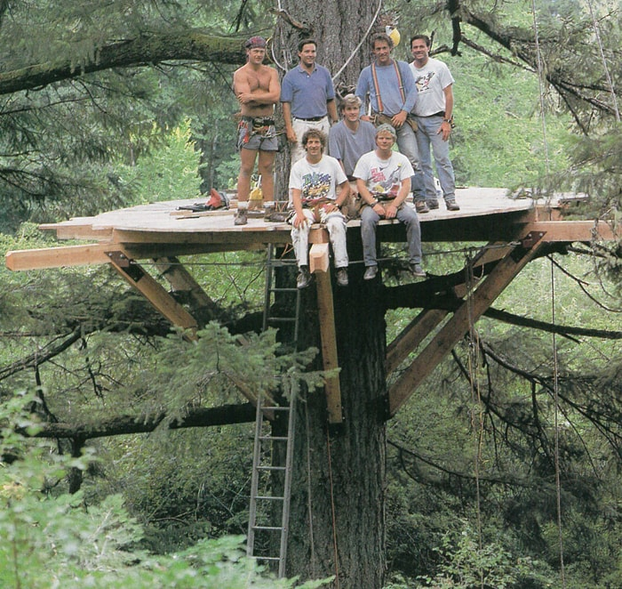 Treehouses: The Art and Craft
