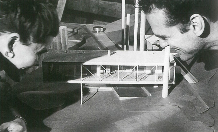 Charles Eame、Ray Eames