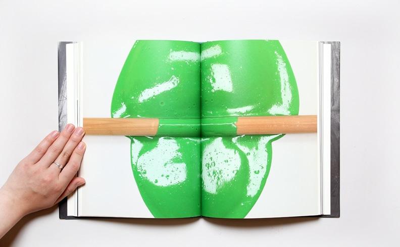 A Matrix | 松谷武判作品集