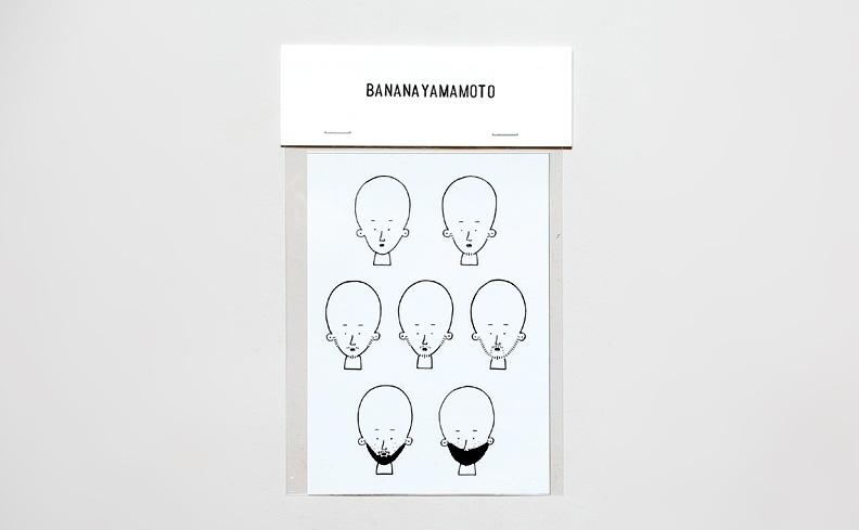パーゲステッカー | BANANAYAMAMOTO バナナヤマモト