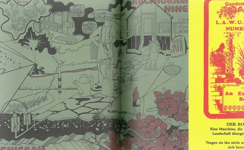 A GUIDE TO ARCHIGRAM 1961−74   アーキグラム 作品集