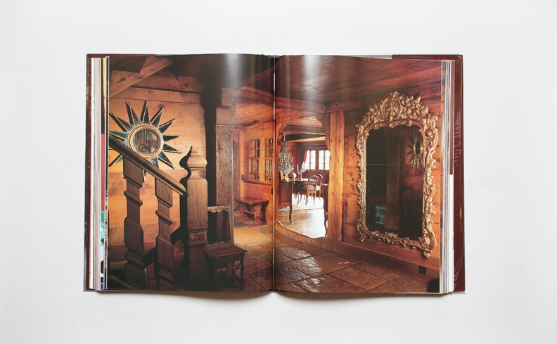 Alpine Interiors | アルプス地方 インテリア写真集