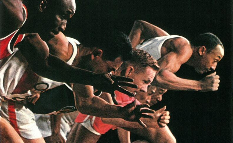 デザイナーたちのオリンピック。亀倉雄策、オトル・アイヒャーが打ち立てたデザインの金字塔
