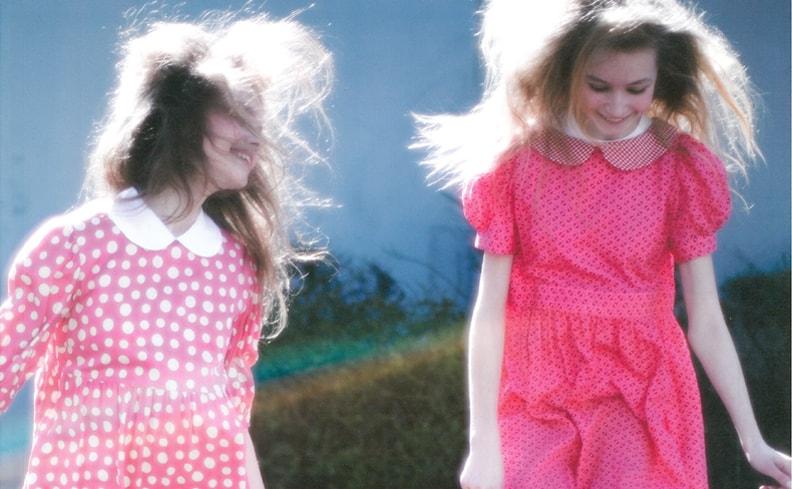 ほのかに漂う80年代のノスタルジー。ファッション雑誌『PLEASE』
