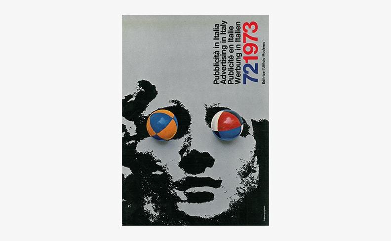 Pubblicita in Italia 72/73 | L′ufficio moderno