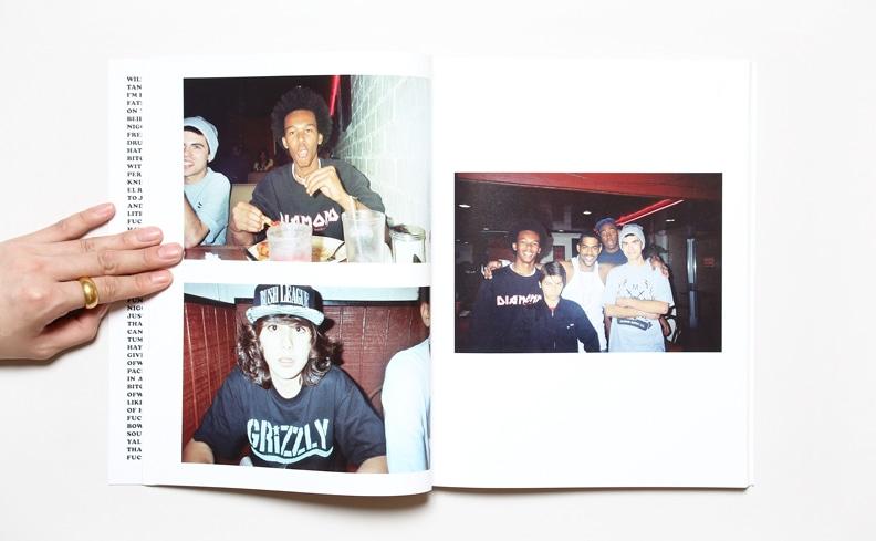 GOLFWANG | ODD FUTURE オッド・フューチャー写真集