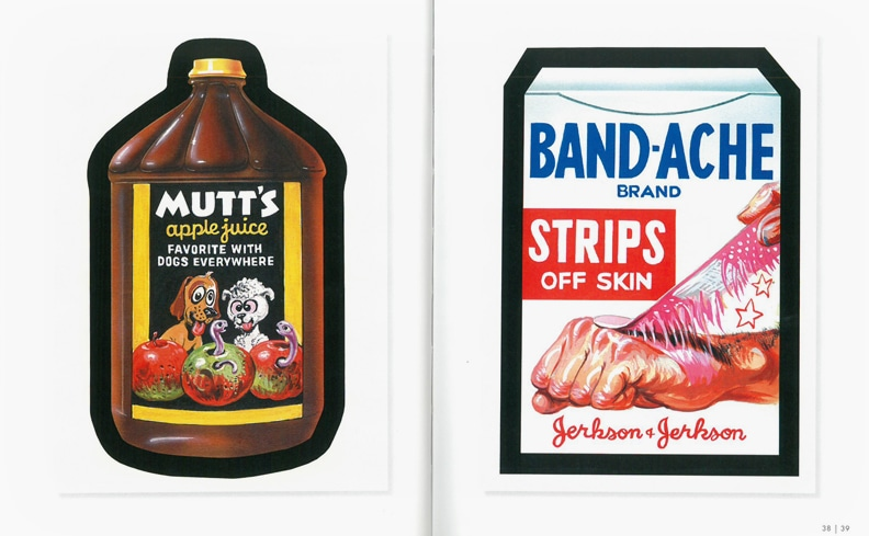 Wacky Packages | The Topps Company ザ・トップス・カンパニー
