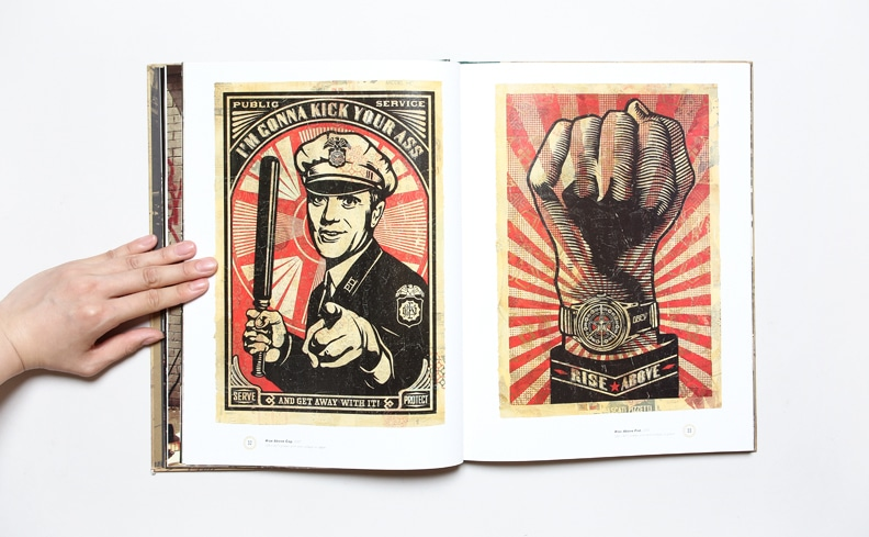 Obey: E Pluribus Venom The Art of Shepard Fairey | シェパード・フェアリー作品集