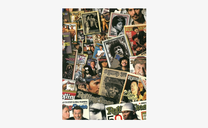 Rolling Stone Cover to Cover: The First 40 Years | ローリングストーン誌アーカイブ集