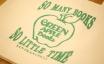 GREEN APPLE BOOKS グリーン・アップル・ブックス トートバッグ