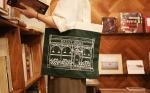 Daunt Books ドーント・ブックス トートバッグ モスグリーン