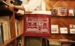 DAUNT BOOKS ドーント・ブックス トートバッグ ワインレッド