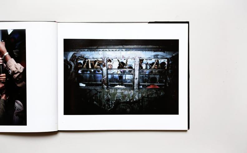 SUBWAY | Bruce Davidson ブルース・デビッドソン写真集