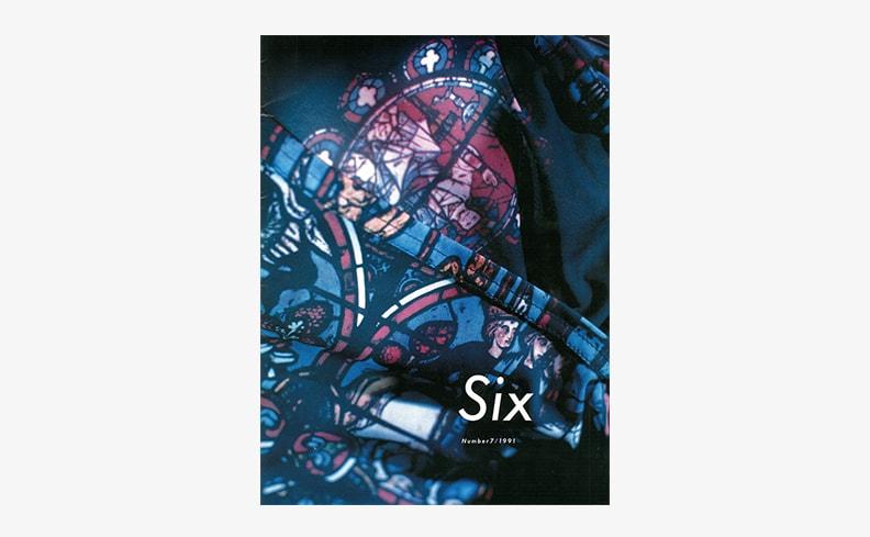 SiXth Sense Number7/1991 | COMME des GARCONS コム・デ・ギャルソン