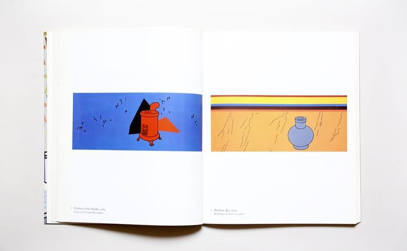 Patrick Caulfield | パトリック・コールフィールド作品集