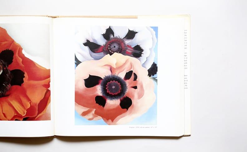 Art and Life of Georgia O'Keeffe | ジョージア・オキーフ作品集