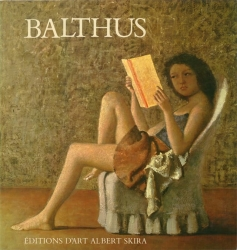 Balthus   バルテュス 作品集