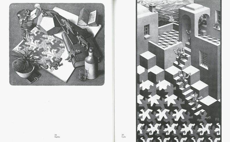 M.C.ESCHER The Graphic Work | M.C.Escher マウリッツ・エッシャー