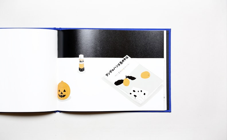 On the Table | 安西水丸作品集