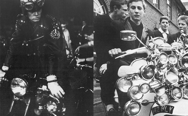 さらば青春の光。60年代に輝いたモッズとロッカーズ