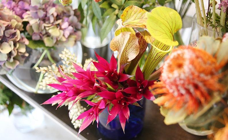 【松陰神社前/花屋】人と、花と心を交わすフラワーショップ・duft(ドゥフト)