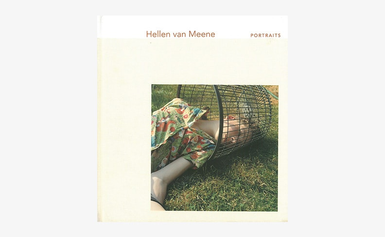 Portraits | Hellen van Meene ヘレン・ファン・ミーネ 写真集 独語版