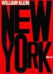 New York, 1954-1955 ハードカバー版 | William Klein ウィリアム・クライン