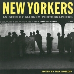 New Yorkers: as Seen by Magnum Photographers | マグナム・フォト写真集