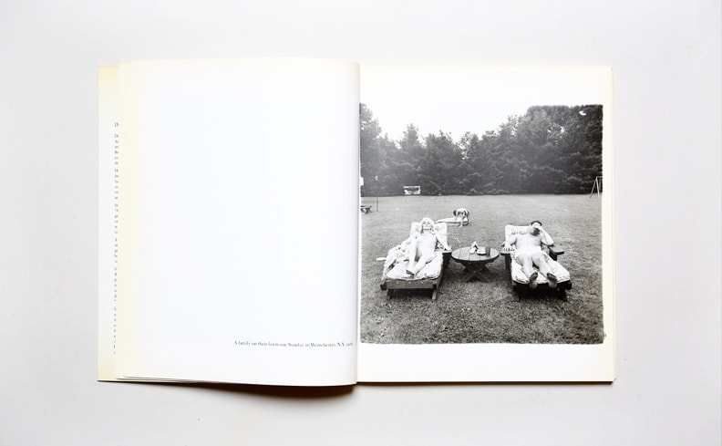 Diane Arbus: Monograph | ダイアン・アーバス写真集