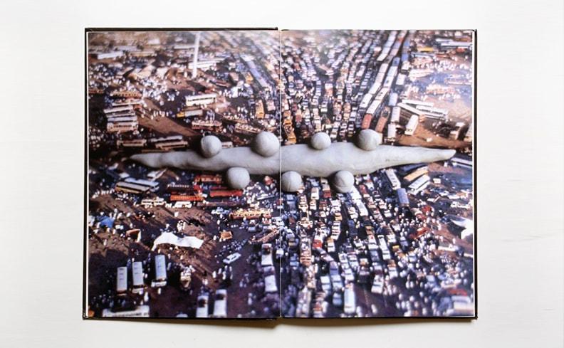 Photogravity | Gabriel Orozco ガブリエル・オロスコ 作品集
