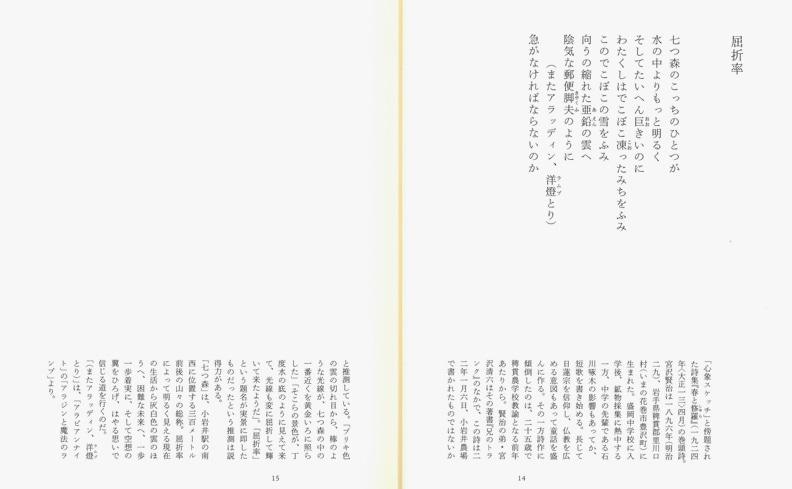 永遠の詩6 宮沢賢治