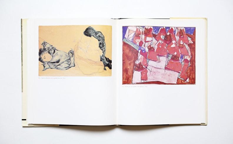 EGON SCHIELE | エーゴン・シーレ作品集